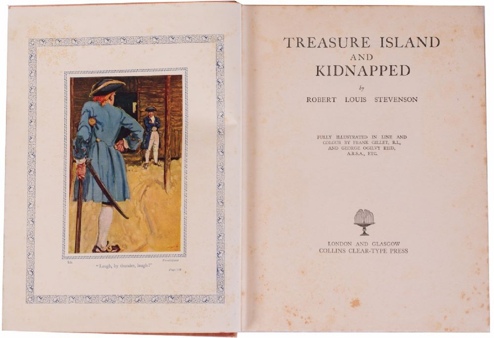 Treasure Island & Kidnapped