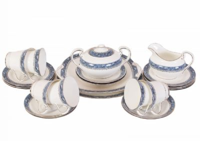 Aynsley China Tea Set at Dolan's Art Auction House