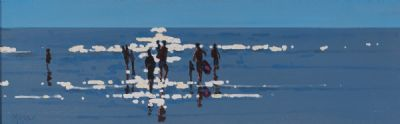 SUMMER DAYS by John Morris  at Dolan's Art Auction House