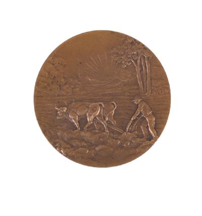 Princess Diana Coin & 1920's Medal at Dolan's Art Auction House