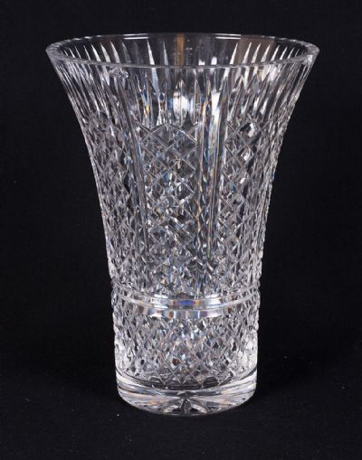 Waterford Crystal Vase etc at Dolan's Art Auction House
