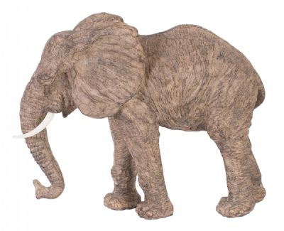 Figure of an Elephant at Dolan's Art Auction House